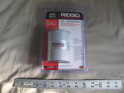 1 New Ridgid 29993 Inner-outer Reamer Deburring Stainless Copper