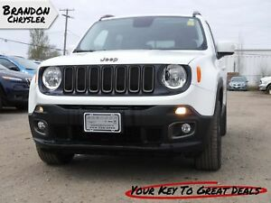2016 Jeep Renegade North ~ Sunroof, Rear View Camera!