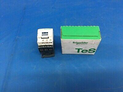 Schneider Electric Magnetic Contactorpnlc1d09p7 9 Amps 24v 5060hz