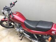 Honda CB250 Motor Cycle Penguin Central Coast Preview