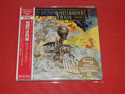 2017 SAVOY BROWNHellbound Train  JAPAN MINI LP SHM CD