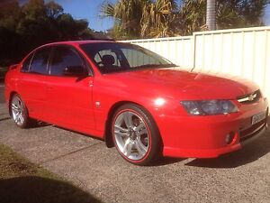 Vy 2004 SS/SV8 LS1 cammed  5.7ltr immaculate original 116,700k's Mount Warrigal Shellharbour Area Preview