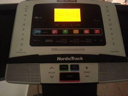 Nordic track treadmill Werrington Penrith Area Preview