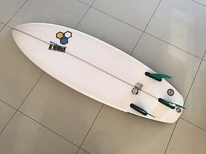 "Channel Islands Al Merrick Neck Beard 5'8"" and Extras! Broadbeach Waters Gold Coast City Preview"