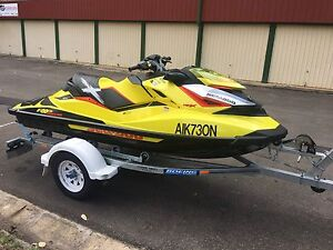 2015 RXP 260 SEADOO supercharged St Marys Penrith Area Preview