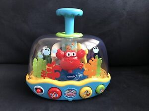 Vtech 'Seaside' Spinning Top Baby Toy Bexley North Rockdale Area Preview