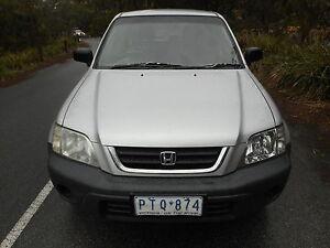 1999 Honda CRV SUV reg and roadworthy!! Moorabbin Kingston Area Preview