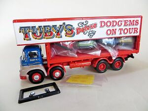 CORGI 'TUBY'S FAIR - DODGEMS' FODEN S21 LORRY 1:50 31902. NEW. CLASSICS SHOWMANS