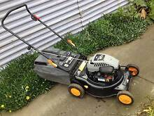 McCulloch 4 stroke Lawnmower and Catcher. Just serviced +Warranty Sunshine North Brimbank Area Preview