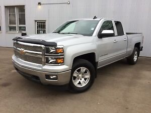 2015 Chevrolet Silverado 1500 LT, 4X4, BACKUP CAMERA.