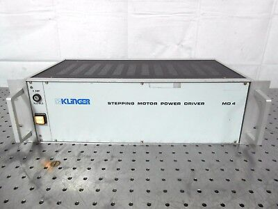 H142091 Klinger Md4 Stepping Motor Power Driver Stpg.mtr.powerdr.md