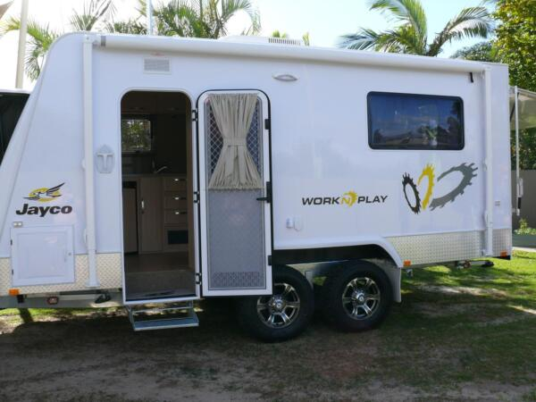 Jayco Work And Play Price Jayco Work n Play Outback