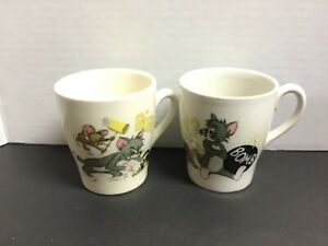 Vintage Cup Tom and Jerry