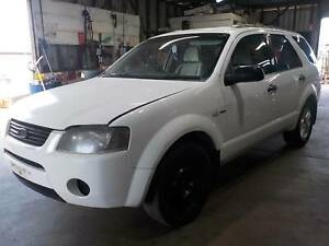 WRECKING 2005 FORD TERRITORY XT AWD 4 SP North St Marys Penrith Area Preview