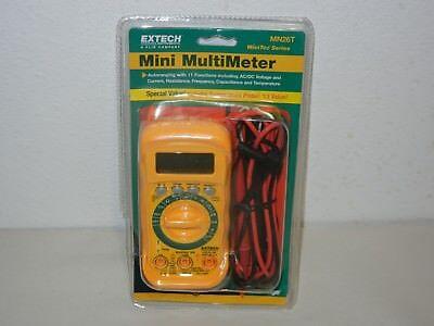 Extech Mn26t Minitec Series Multimeter