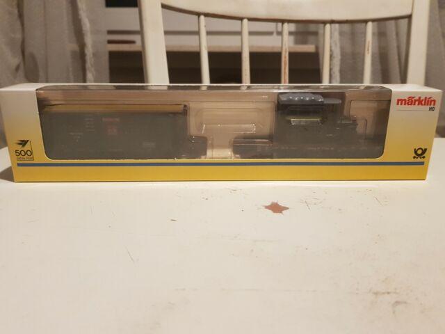 Märklin H0 500 Jahre Post Sondermodell #4501 OVP aus Händlernachlass