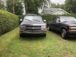 Chevrolet silverado 2500 4x4
