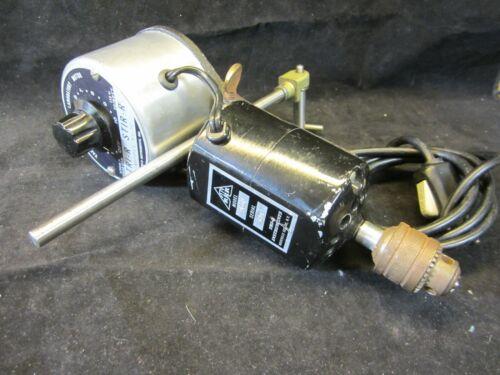 Tri-R Stir-R S63C Variable Speed Laboratory Motor Stirrer 1/15hp 12000RPM