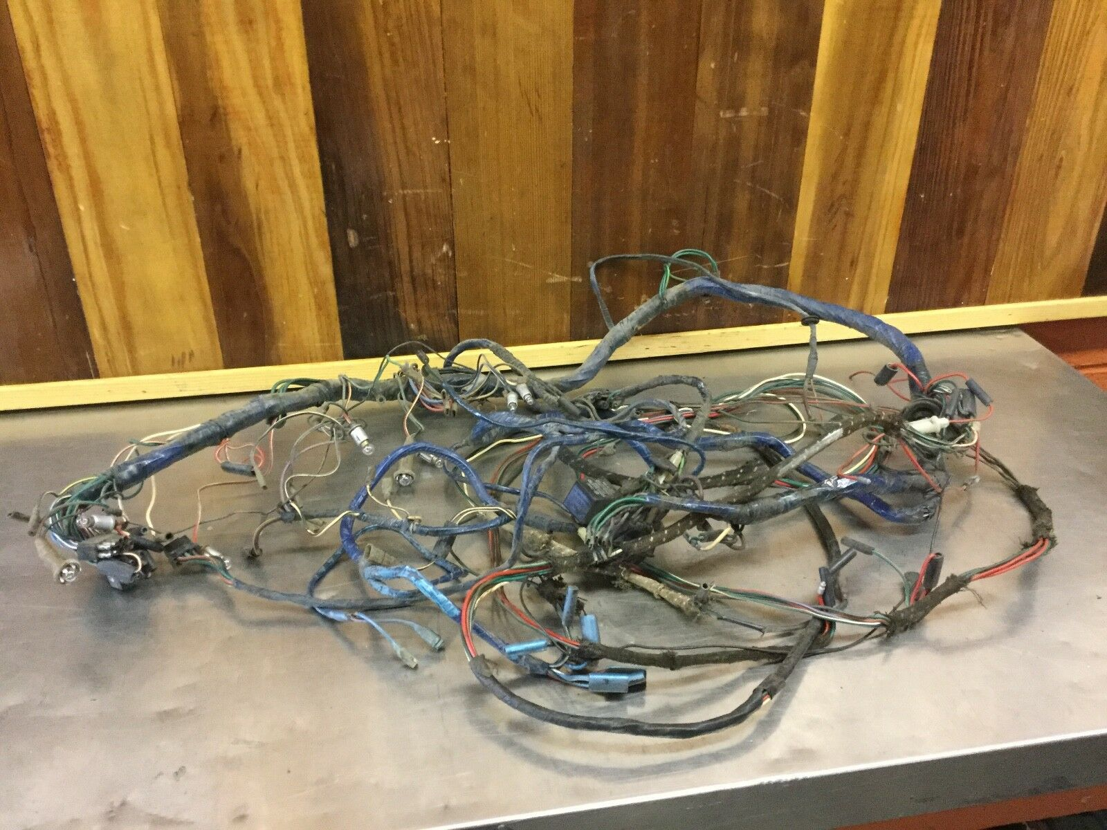 MG Midget  - Wire Harness. Complete.     MG2337