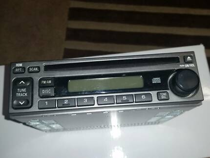 Subaru Impreza 2005 Radio\CD player