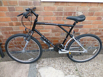 "Raleigh Acitvator Vintage Mountain Bike, 22"" Frame - 26"" Wheels, New Tyres/Tubes"