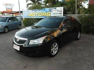 2011 Holden Cruze sedan (n Automatic ) Hermit Park Townsville City Preview