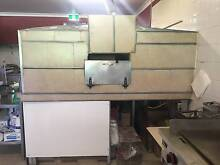 COMMERCIAL WOODFIRED PIZZA OVEN FOR SALE Greystanes Parramatta Area Preview