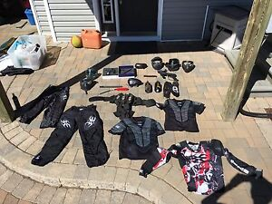 SELLING ENTIRE PAINTBALL GEAR BAG