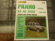 Pajero Workshop Manual - Gregorys's NA - NG Series******1990 Terrigal Gosford Area Preview