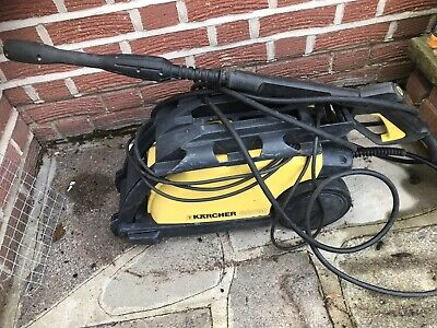 Karcher pressure washer - New Motor But Not Working Fully - Sold As Seen