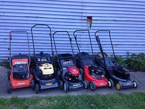 Used lawnmowers, Trimmers etc, huge range, plus servicing+repairs Sunshine North Brimbank Area Preview