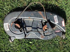 yard machine deck belt