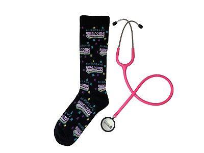 Prestige Medical Valencia Med Bundle Clinical Lite Scope Compression Sock