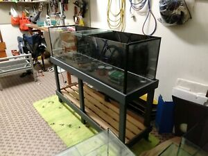 5 foot fish tank and stand