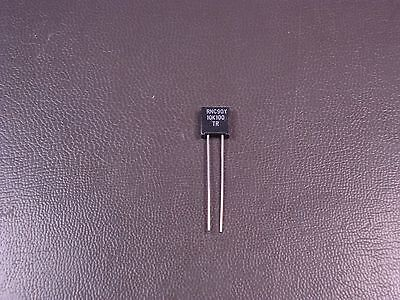Rnc90y10k100tr Vishay Metal Foil Resistor 10.1k Ohm 600mw 35w 0.01 Radial Nos