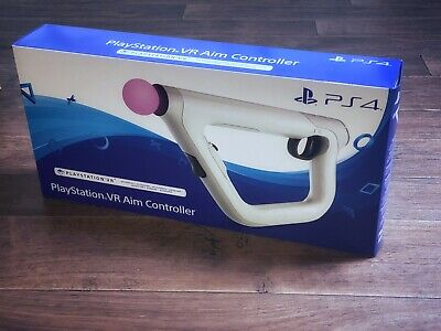 Sony PS4 Playstation 4 Aim Controller VR Gewehr Gun Pistole NEU & OVP