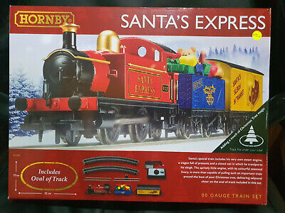 Hornby NEW R1248 Santa's Express train set BNIB