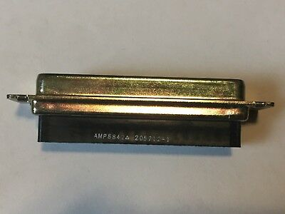 Connector Shell 50 Pin Amp 205212-1 8842