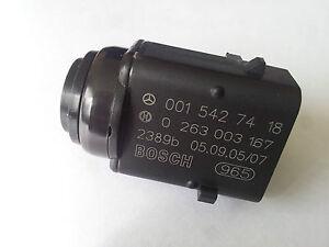 4-X-MERCEDES-PARKING-SENSOR-C-CL-CLK-CLS-E-A-M-ML-S-Class-VITO-0035428718-NEW