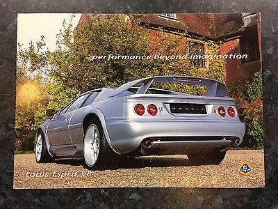 N723 LOTUS ESPRIT V8