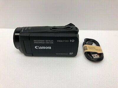 Canon VIXIA HF W10 Camcorder - Black