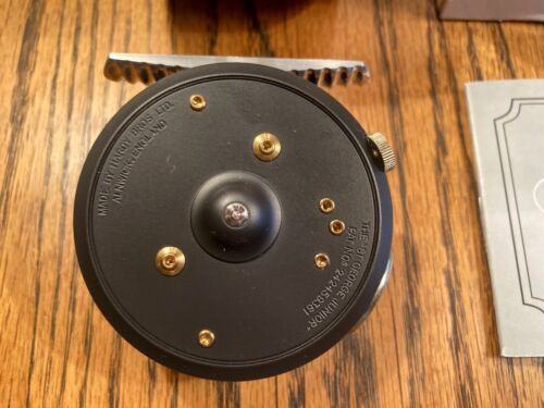 House of Hardy - St. George Junior - Fly Fishing Reel - #281 of 1500 Limited Ed