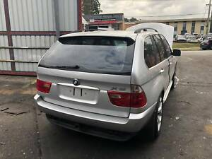 BMW X5 E53 WRECKING COMPLETE CAR FOR PARTS V8 N62 2004 05 06 Northmead Parramatta Area Preview