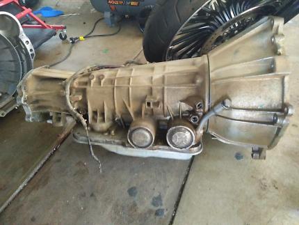 5r55e auto 5 speed transmission