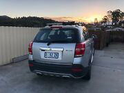 2014 Holden Captiva Sports  7 LTZ AWD 2.2D Devonport Devonport Area Preview