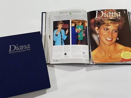 Princess Diana: An Extraordinary Life Collection