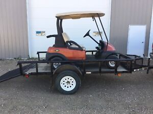 2008 clubcar electric golfcart
