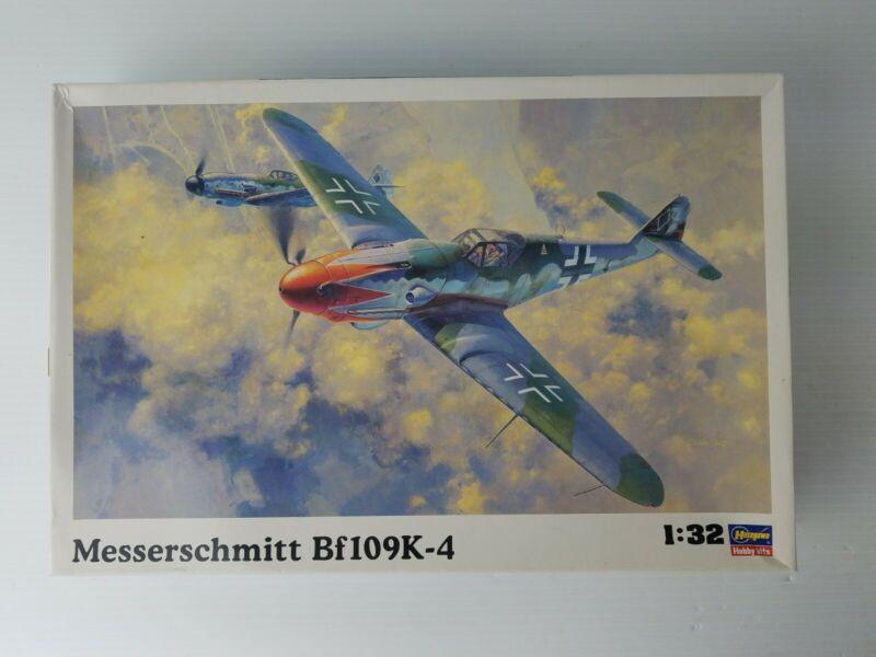 Hasegawa #08070 Messerschmitt Bf109K-4 1:32 Scale Plastic Model Kit (L24)