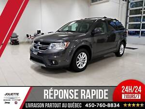 2015 Dodge Journey SXT, V6 7 PASSAGER, BLUETOOTH
