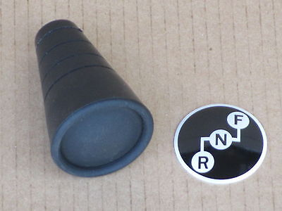 Forward Reverse Shifter Knob W Insert For Ih International Farmall 544 656 666